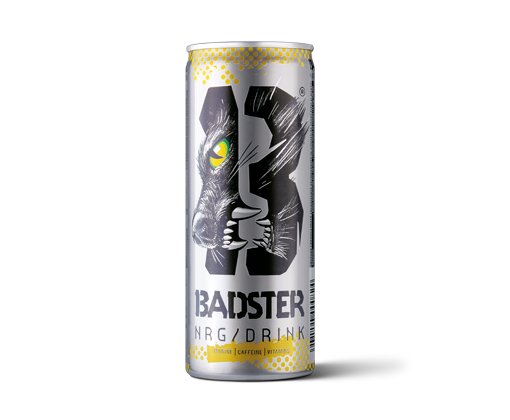 Badster Energy Drink
